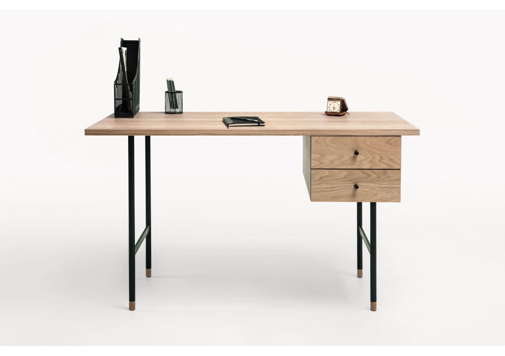 Bureau vintage et industriel jugend de chez woodman