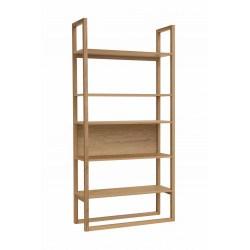 Bibliothèque en bois NewEst - Woodman