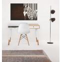 Bureau scandinave en bois rangement tiroir Sonnenblick - Woodman
