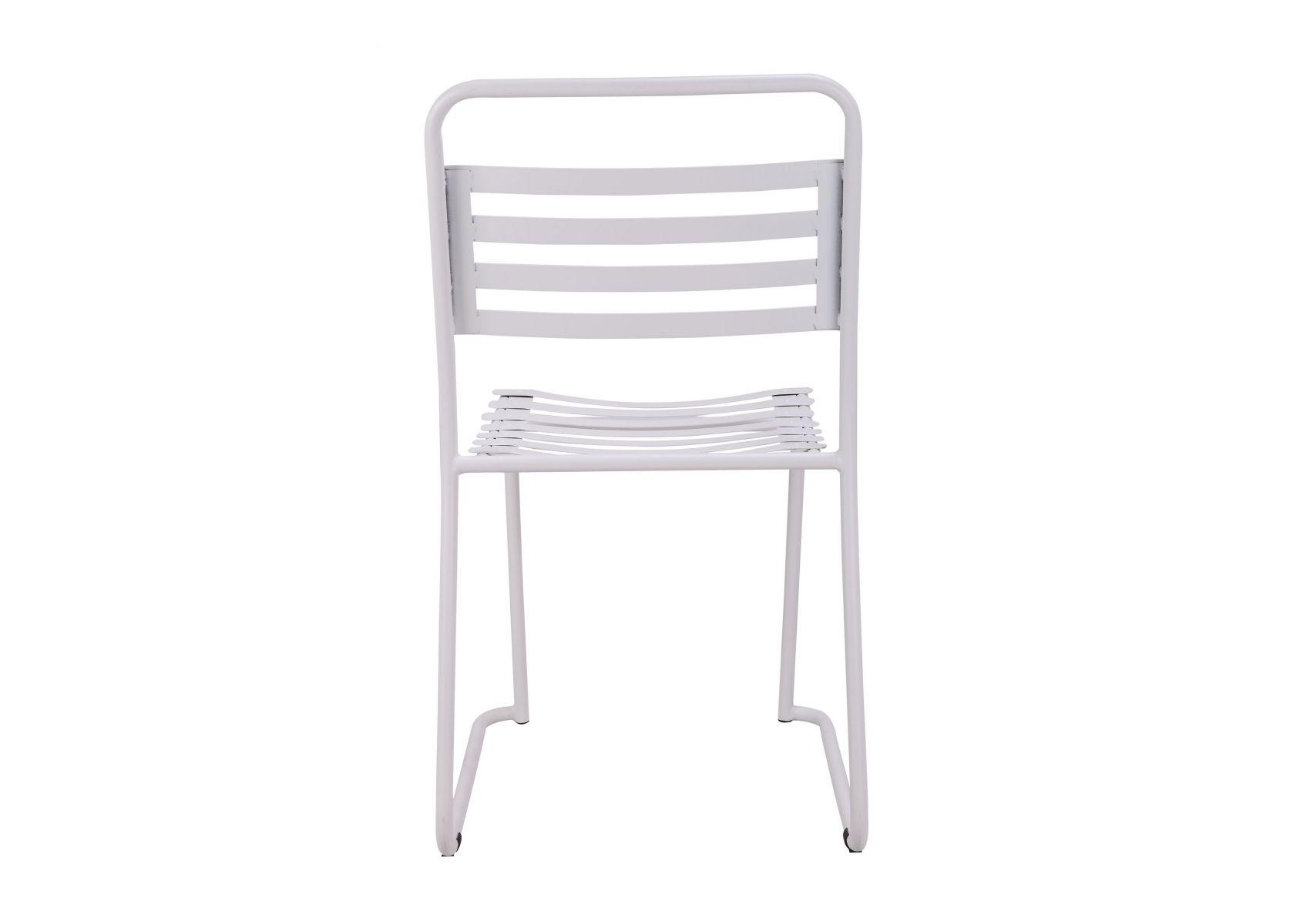 lot de 2 chaises d 39 interieur et d 39 exterieur en m tal park redcartel. Black Bedroom Furniture Sets. Home Design Ideas