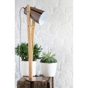 Lampe de table en bois inclinable ANGUS RedCartel