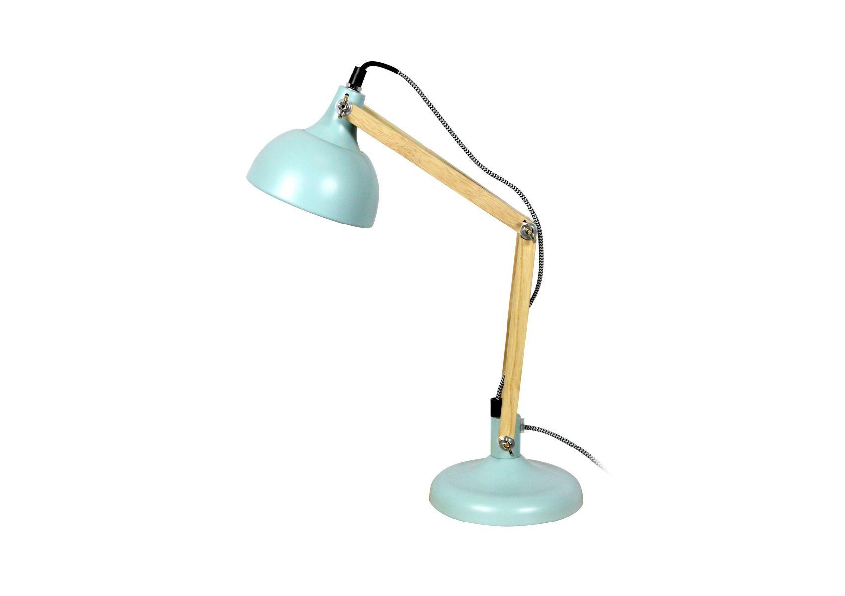 lampe de bureau en bois articul dexter mini redcartel. Black Bedroom Furniture Sets. Home Design Ideas