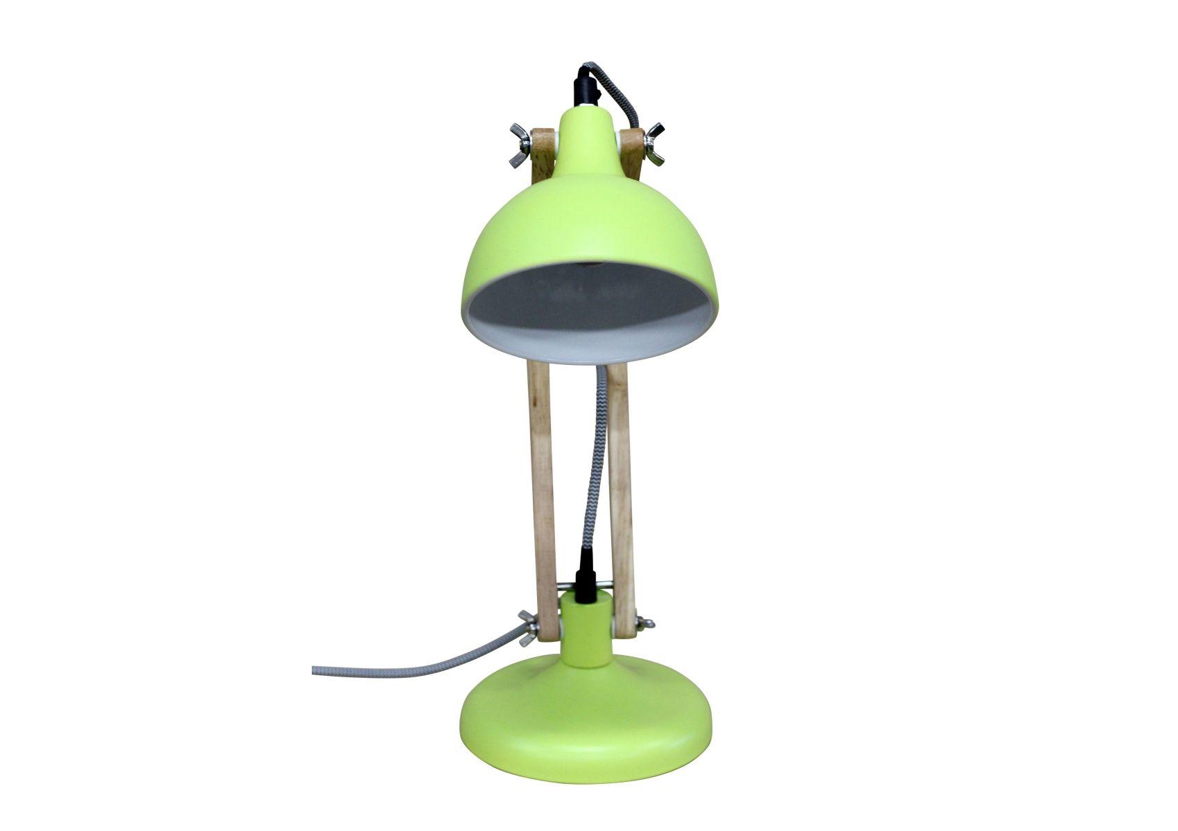 Bureau Lampe Bois En Mini De Articulé Redcartel Dexter vnN8wm0
