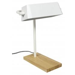 Lampe scandinave métal et bois JETSON RedCartel