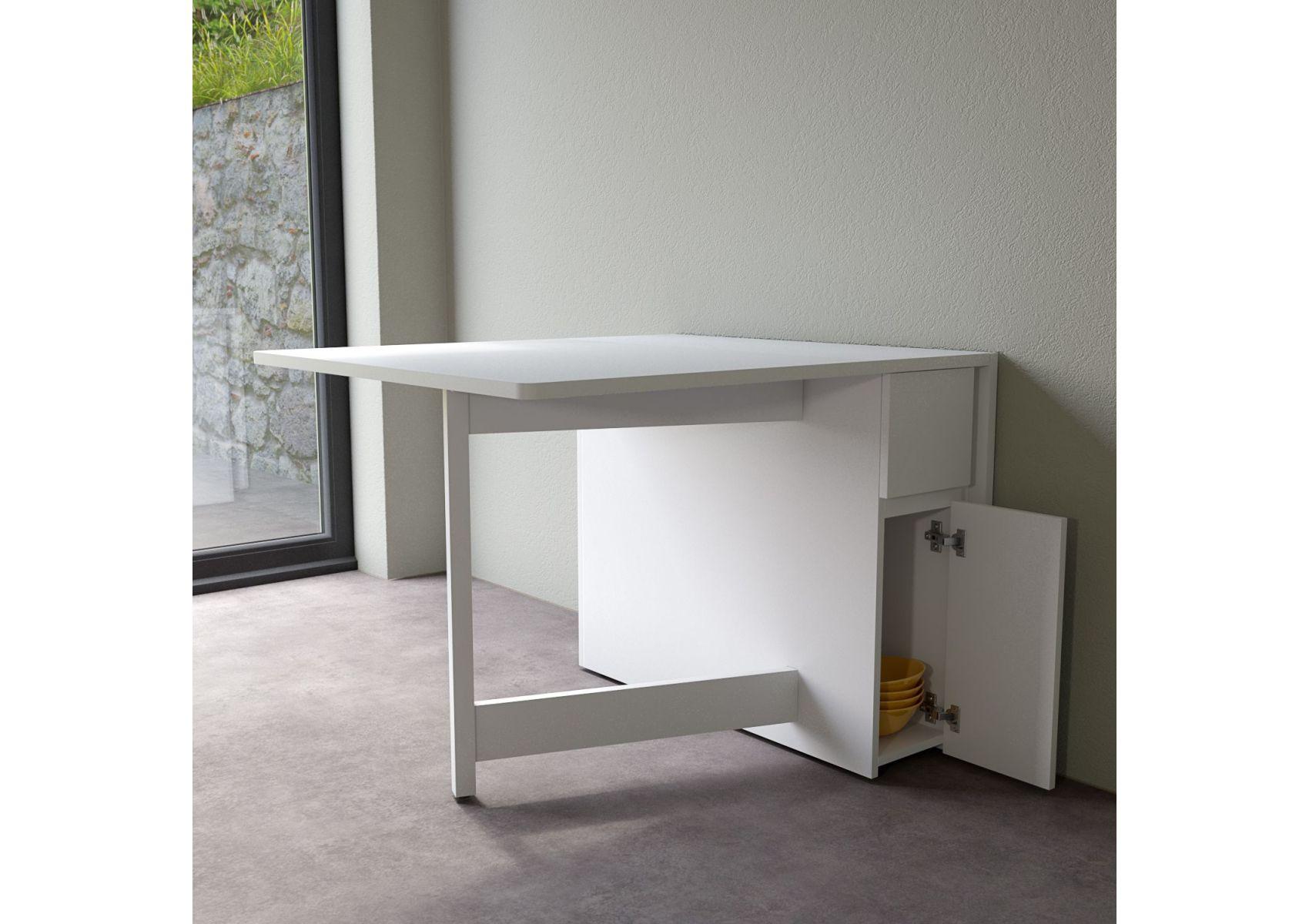 Table Console Pliante Kungla De Chez Woodman