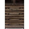 Petite armoire vintage en métal Otis - Boite à design