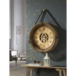 Horloge vintage Brighton 76cm - Schuller