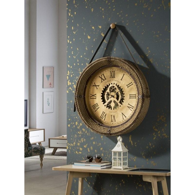 Horloge Murale Vintage Brighton 76cm Schuller
