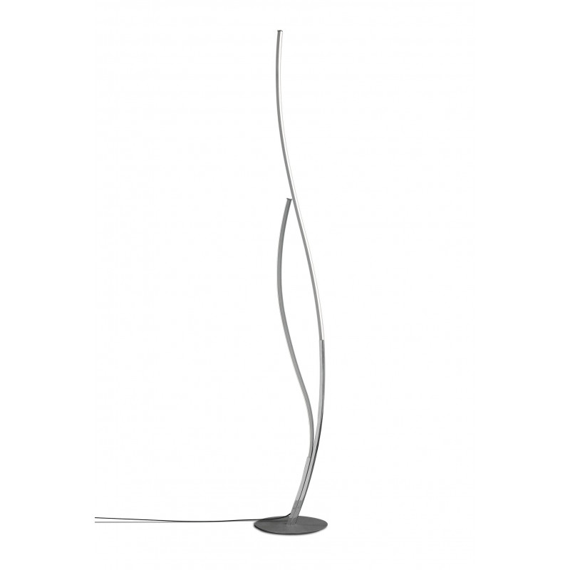 Lampe de salon Corinto led métal dimmable - Mantra
