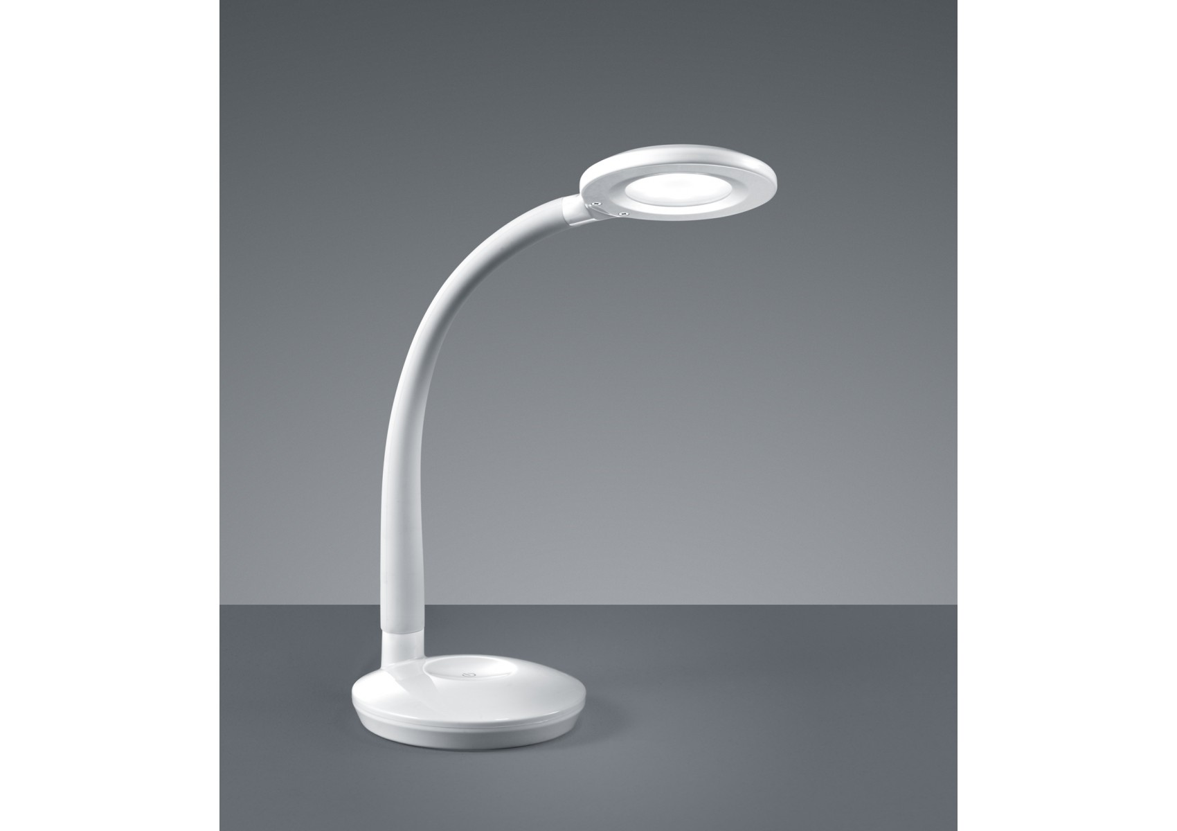 lampe de bureau flexible et led cobra de chez trio. Black Bedroom Furniture Sets. Home Design Ideas