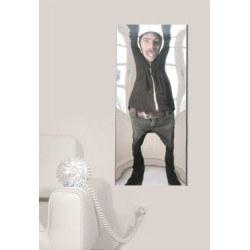 Miroir design déformant- Modèle moyen