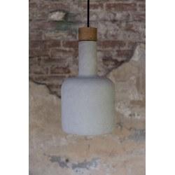 PENDANT LAMP CRADLE BOTTLE - Dutchbone