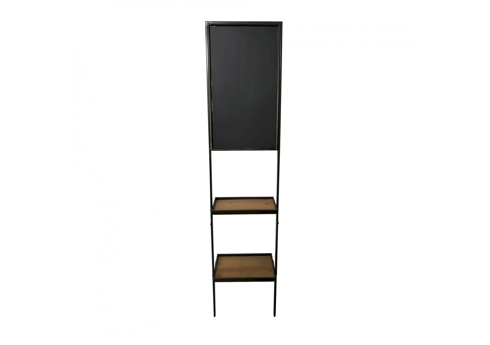 etag re industrielle avec tableau noir ladder redcartel. Black Bedroom Furniture Sets. Home Design Ideas