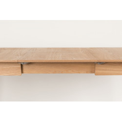 Table design extensible en bois - Glimps