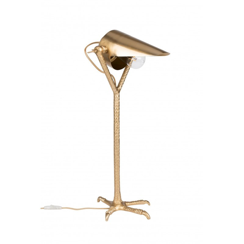 Lampe de table Falcon pied de faucon - Dutchbone
