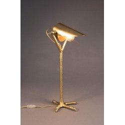 Lampe de table Falcon pied de faucon - Dutchbone