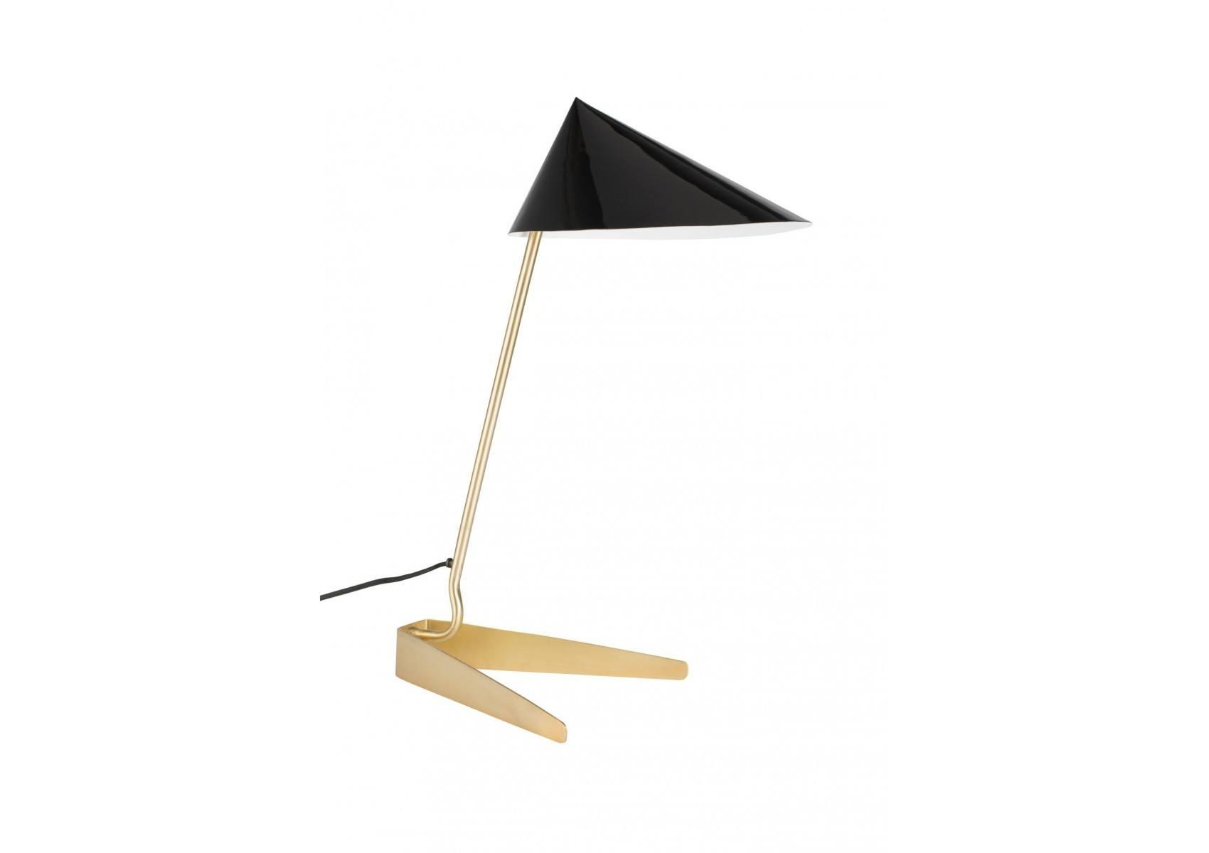 lampe design lizzy blanc et or ou noir et or boite design. Black Bedroom Furniture Sets. Home Design Ideas