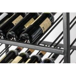 Range bouteilles en métal Cantor, Zuiver