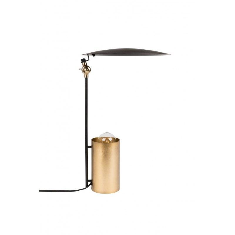 Lampe à poser vintage en métal Julius - Dutchbone