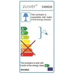 Applique en métal articulé LUB - Zuiver