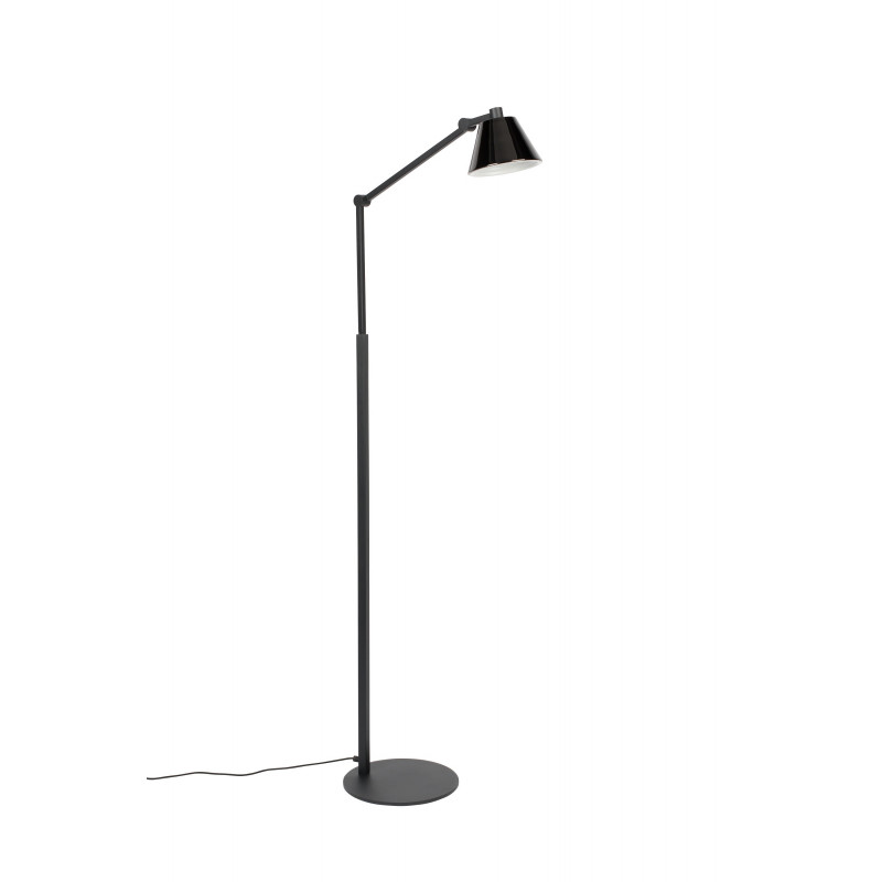 Lampadaire en métal réglable LUB - Zuiver