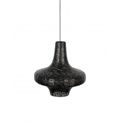 Grande suspension bohème en métal Trooper - Dutchbone