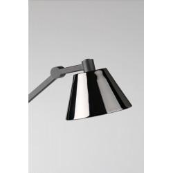 Lampe de bureau LUB en métal noir - Zuiver