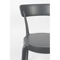 Chaise bistrot intérieur/Exterieur Hoppe - Boite a design