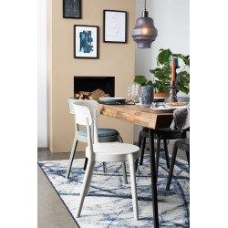 Lot 2 chaises rembourrées Hoppe confort - Boite a design