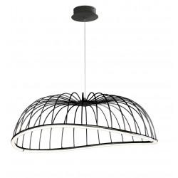 Grande suspension led chapeau La lampe CELESTE - Mantra