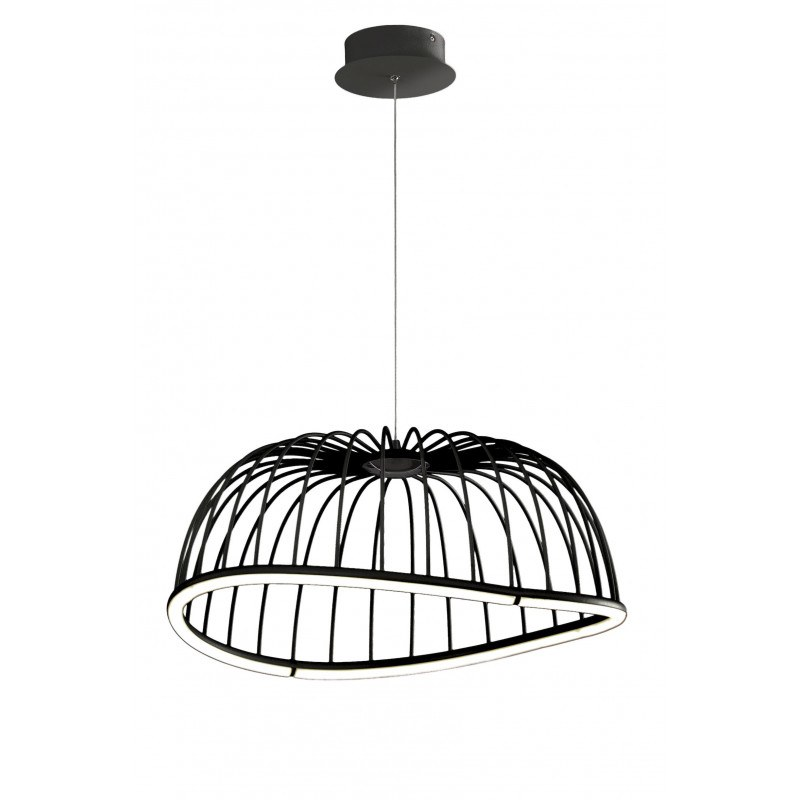 Suspension led chapeau La lampe CELESTE - Mantra