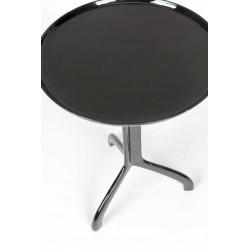 Table d'appoint métal émaillé Shiny - Zuiver