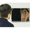 Miroir déformant- Petit modèle