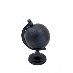 Globe terrestre en aluminium taille S MILES - Dutchbone