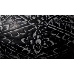 Tambour artisanal bohème DRUM - Dutchbone