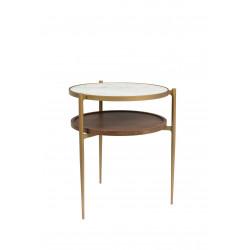 Table d'appoint art déco Dutchbone - BELLA