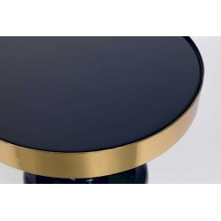 Table d'appoint vintage émaillée Zuiver - GLAM