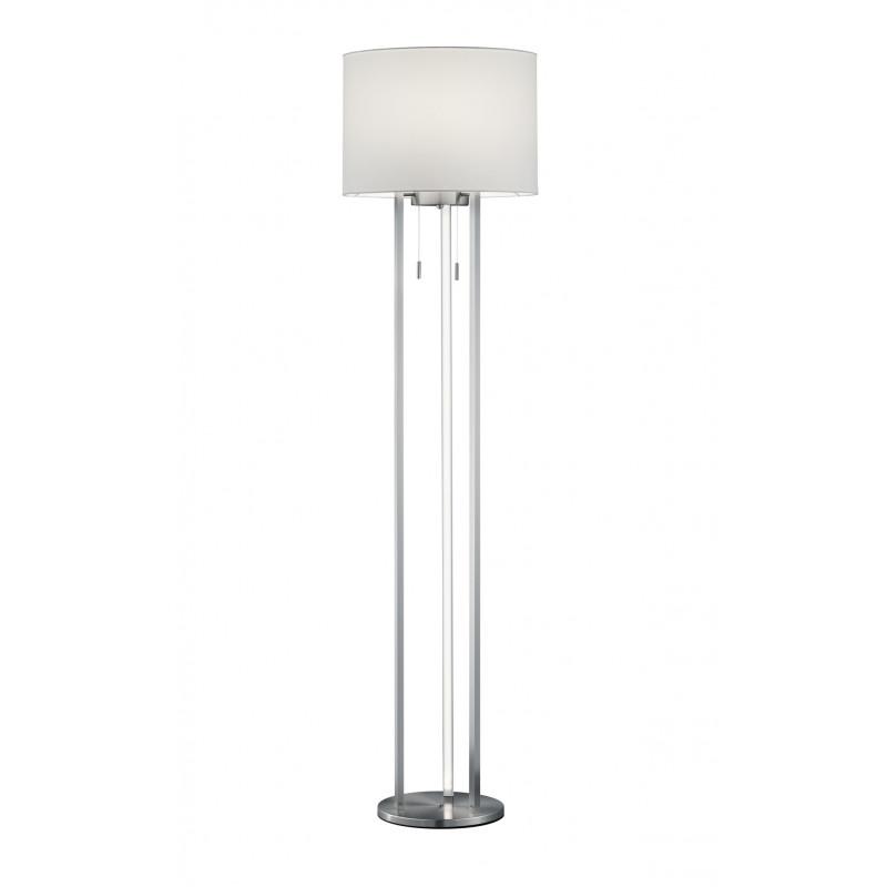 Lampadaire double éclairage LED TANDORI
