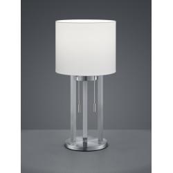 Lampe à poser double éclairage - TANDORI