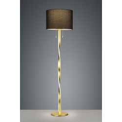 Lampadaire design à double éclairage indépendants - NANDOR