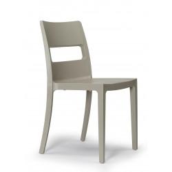 6 chaises de jardin design SAI par Scab design