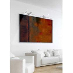 Applique murale de tableau à LED 8W Trio - Cuadro