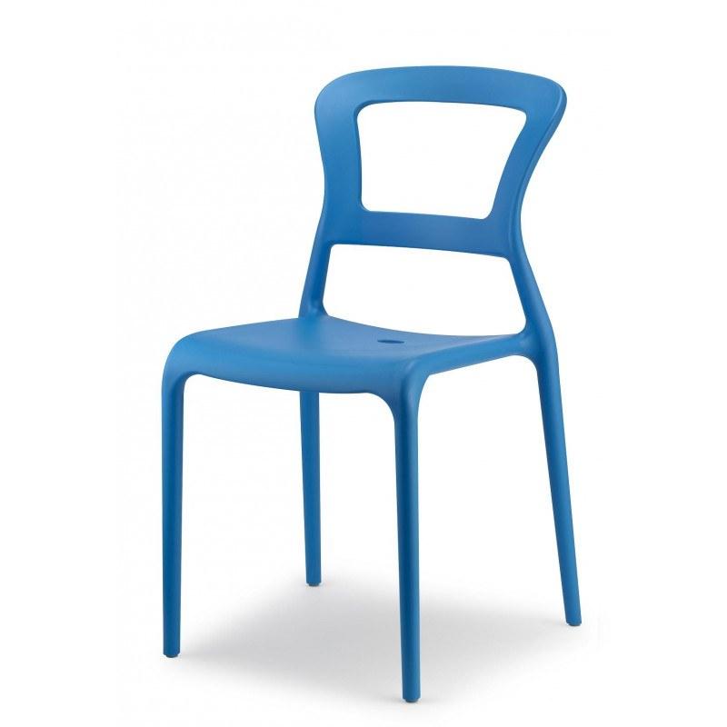Chaise Vanity Design Par Scab: 6 Chaises Design PEPPER Par Scab Design