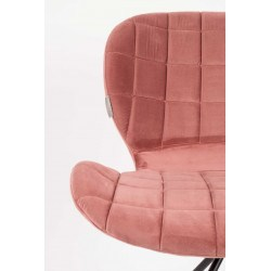 Chaise velours OMG - Zuiver
