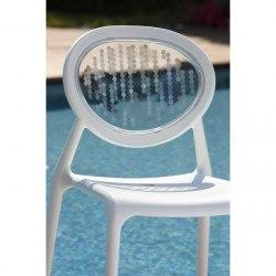 Chaise SUPER GIO Scab design