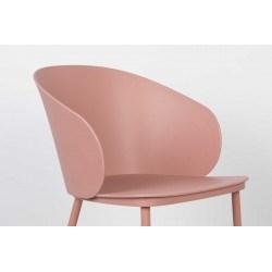 lot de 2 - chaise coque arrondie design Gigi - Boîte à design