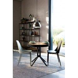 Chaises déco PIP pastel -  Boite à design - Lot de 2