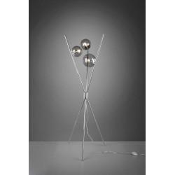 Lampadaire trépied 3 lampes LANCE - Trio