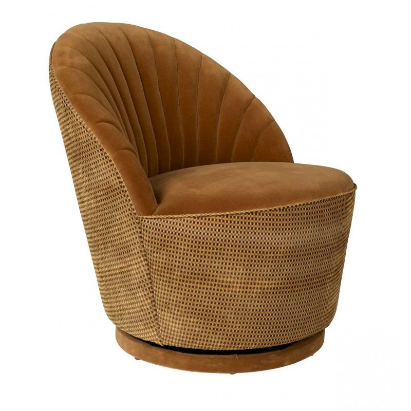 Fauteuil crapaud Madison