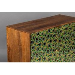 Meuble de rangement Meena en bois de Manguier - Dutchbone